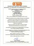 certificat AREA